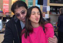 Kiara Advani will be 'Daddy's girl forever'
