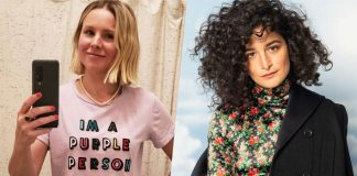 Kristen Bell & Jenny Slate Walk Out Of Cartoons Where They Played Biracial Characters