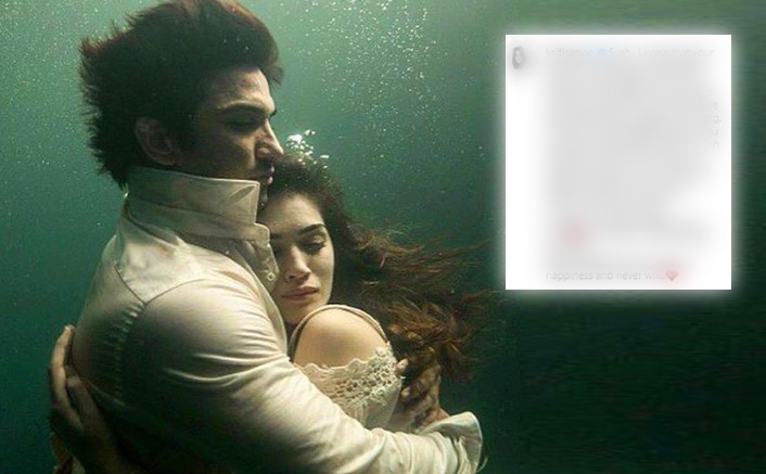 """Kriti Sanon Mourns The Loss Of Sushant Singh Rajput: """"A Part Of My Heart Has Gone With You"""""""