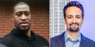Lin-Manuel Miranda sorry for late response to George Floyd's death