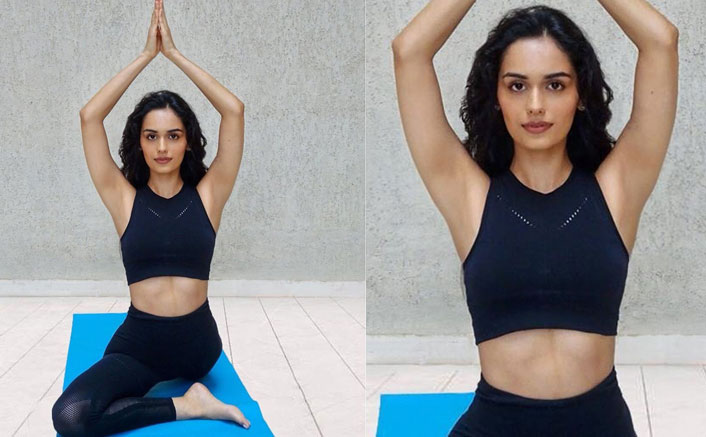 "Prithviraj Actress Manushi Chhillar: ""Yoga has Become A Sanctuary For So Many People Across The World"""