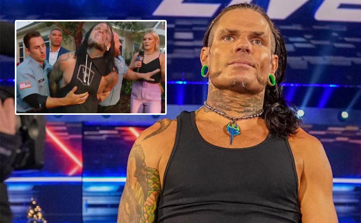 WWE: Jeff Hardy To Address Last Week's Arrest Incident; Massive Segments Announced For SmackDown
