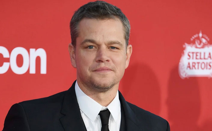 Matt Damon & Family Back In California  After Getting Stranded In Ireland For Over 2 Months Amid The Pandemic