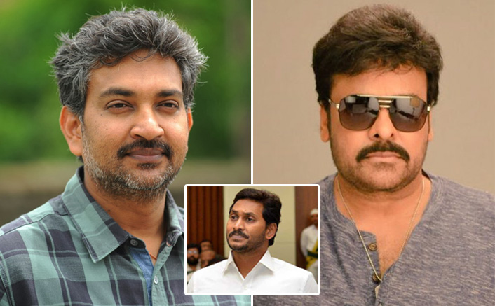 Megastar Chiranjeevi & SS Rajamouli Thank Andhra Pradesh Chief Minister Jagan Mohan Reddy For Granting Permission To Resume Shoot In The State