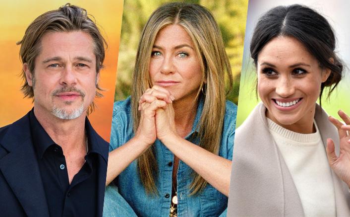 Meghan Markle CONFESSED She Wanted To Marry Brad Pitt Post Jennifer Aniston Split?