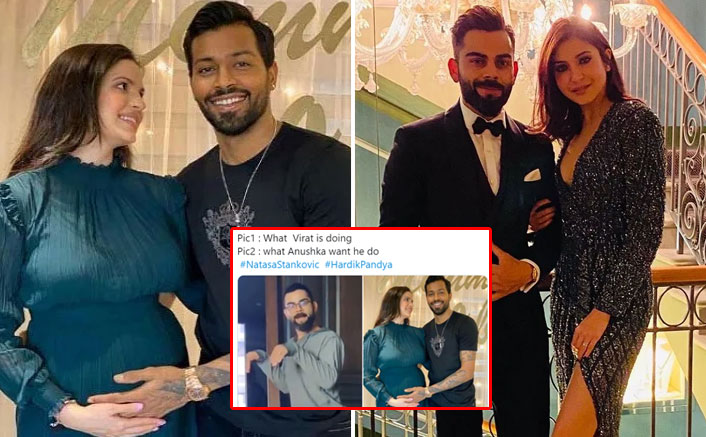 MEME ALERT! Hardik Pandya-Nataša Stanković Announce Their Wedding, Pregnancy BUT Twitteratti Are Targetting Anushka Sharma & Virat Kohli