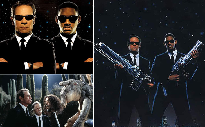 Men In Black UNHEARD Facts: A FRIENDS' Character Playing Will Smith's Role & More