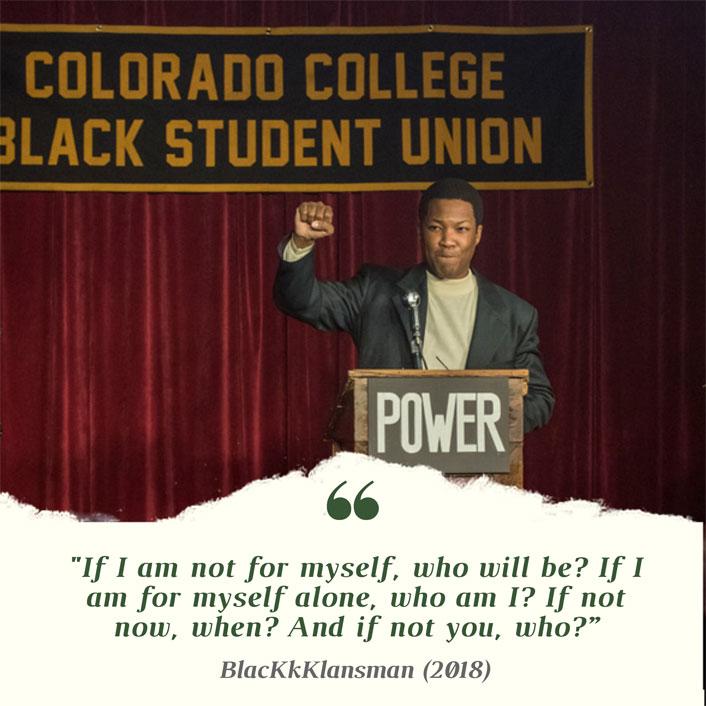 #MondayMotivation: This Dialogue From John Washington, Adam Driver's BlackKklansman Needs To Be Highlighted On The Billboards