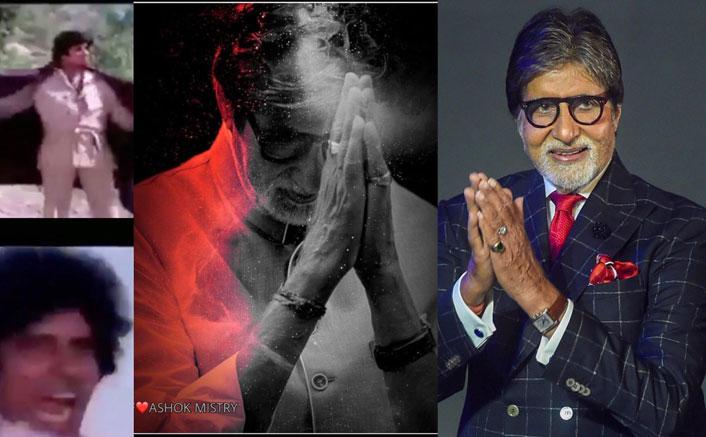 As Amitabh Bachchan's Mr. Natwarlal Turns 41, The Megastar Gets Nostalgic