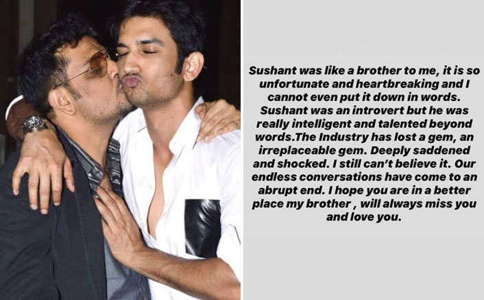 "'Dil Bechara' Director Mukesh Chhabra On Sushant Singh Rajput: ""Our Endless Conversations Have Come To An Abrupt End"""