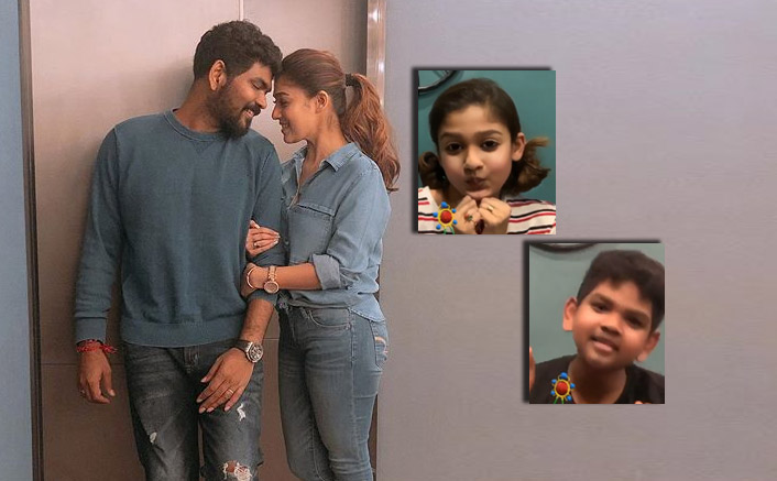 Nayanthara & Vignesh Shivan Rubbish Reports On Being Infected With COVID-19; Their Baby Shark Video Will Instead Take Away Your Monday Blues, WATCH