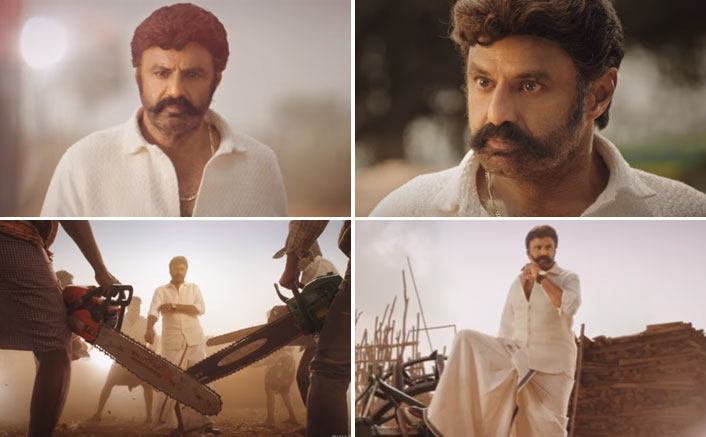 #NBK106: Birthday Boy Nandamuri Balakrishna Treats His Fans With A Power-Packed Teaser From His Next