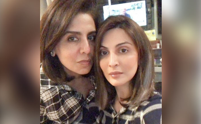 Like Mother Like Daughter! Neetu Kapoor & Ridhima Kapoor Sahni Twin In This Latest Instagram Post