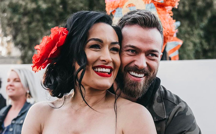 Nikki Bella & Finace Artem Chigvintsev Finally Reveal The Gender Of Their Baby & We Are So Happy For The Couple
