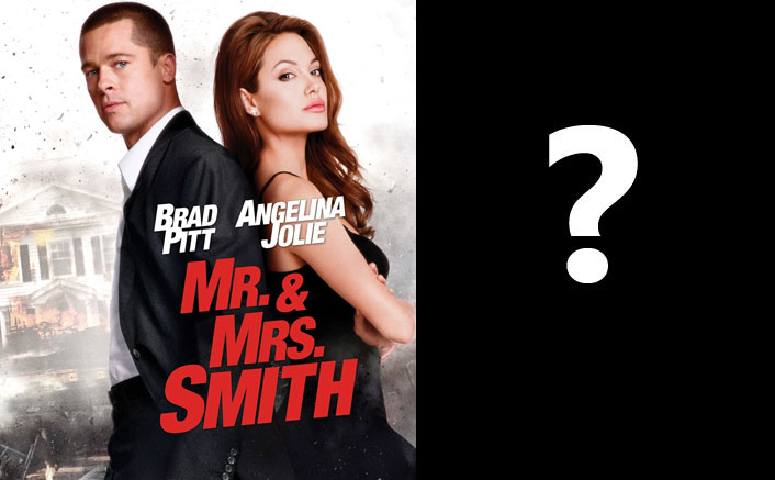 Not Angelina Jolie, But THIS Actress Was The First Choice For Brad Pitt's Mr. & Mrs. Smith!