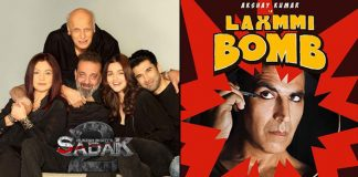Not Just Laxmmi Bomb, Sadak 2 & Two More Major Films To Directly Release On OTT, Deets Inside