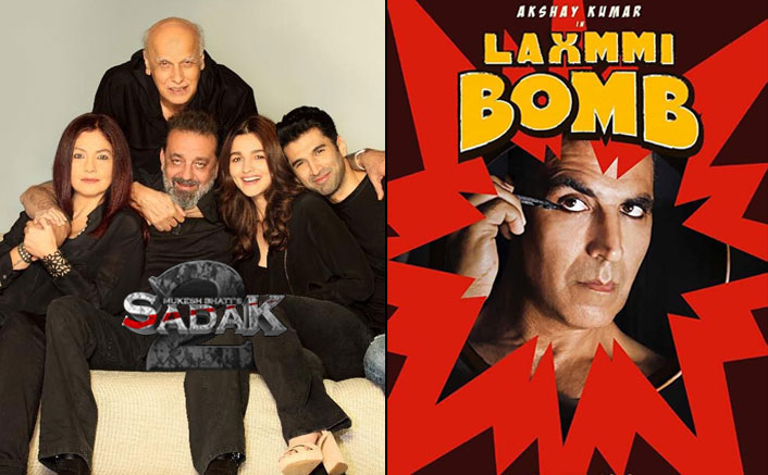 Not Just Laxmmi Bomb, Sadak 2 & Two More Major Bollywood Films To Directly Release On OTT? Deets Inside