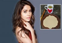 Nushrat Bharucha struggles to make a round roti