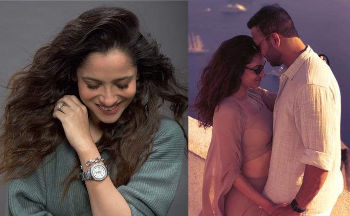 OMG! Is Ankita Lokhande Hitched To Beau Vicky Jain Secretly?
