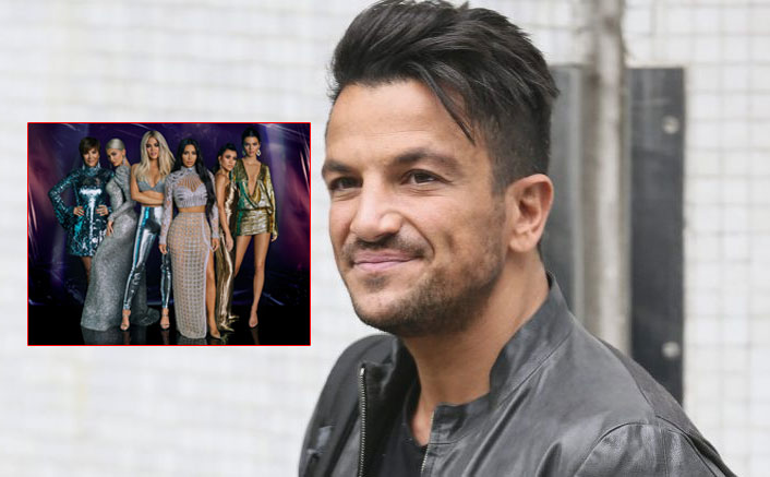 Peter Andre could have been 'as big as the Kardashians'