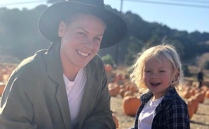 When Pink Had A Panic Attack Seeing Her Son Jameson Battle Coronavirus, Deets Inside