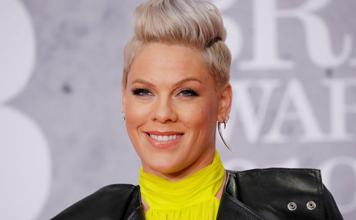 Pink slams trollers for belittling her support to Black movement