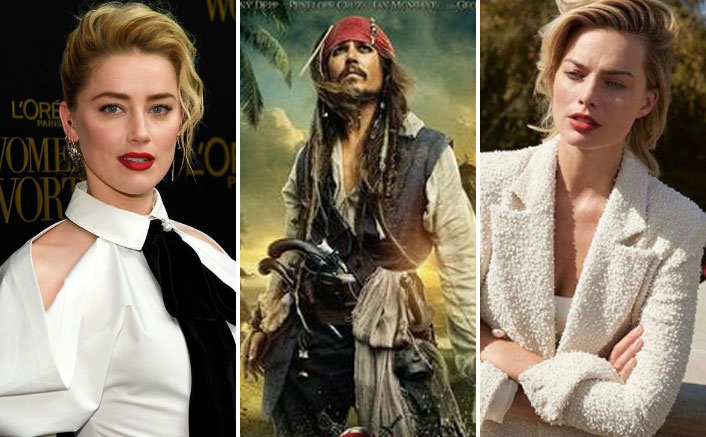 Pirates Of The Caribbean: Post Margot Robbie News, Fans Want Amber Heard Jailed; Petitions For Johnny Depp Rise To 2 Million!