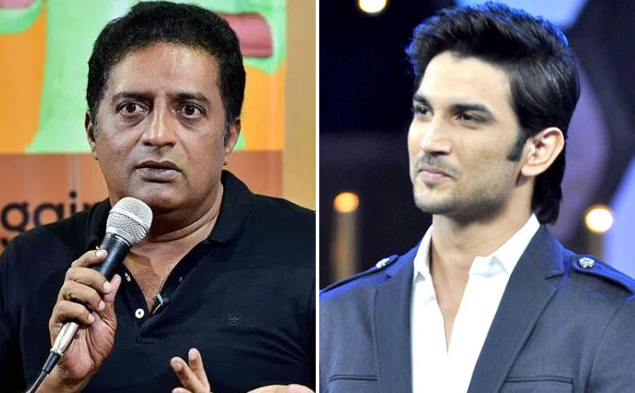 "Prakash Raj On Nepotism Post Sushant Singh Rajput's Death: ""I Have Lived Through This, I Have Survived..."""