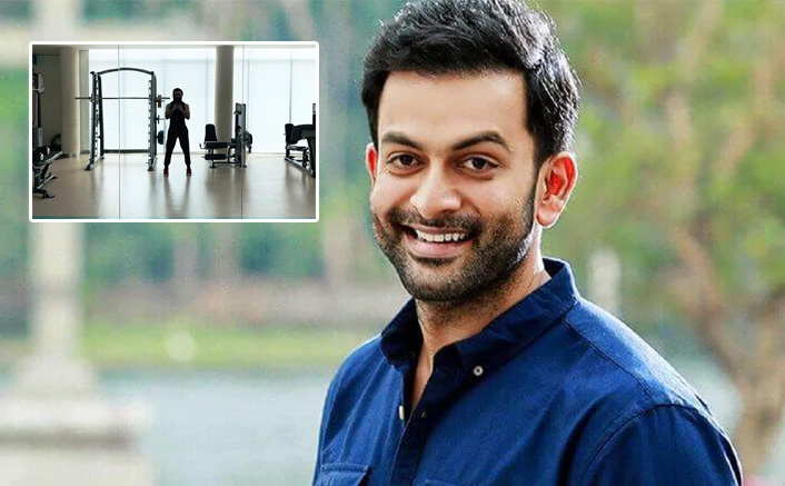 Prithviraj Sukumaran Shares A Gym Selfie & It's All The Motivation You Need Amid The On-Going Crisis