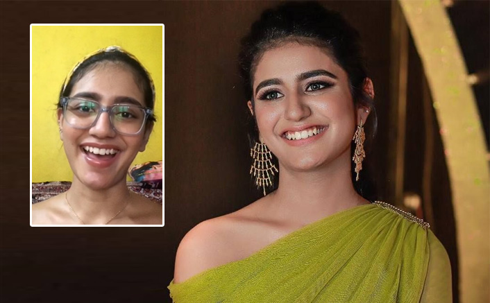 Priya Prakash Varrier Makes A Comeback On Instagram & Gives A Strong Reply To Her Trolls