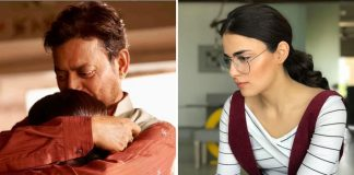 Radhika Madan Posts An Emotional Message For Irrfan Khan With Their Heart-Warming Picture