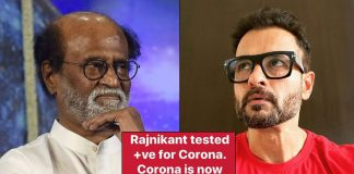 'Rajinikanth tested positive for corona': Rohit Roy trolled for this post