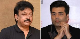"Ram Gopal Varma Schools Trolls Lashing Out At Karan Johar: ""Without Nepotism Society Will Collapse"""