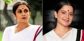 "Ramya Krishnan Heaps Praises For Kangana Ranaut, Says: ""I'm Her Admirer, She Is A Gutsy & Selfmade Woman"""