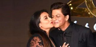 Rani Mukerji: Working with SRK has been one of my favourite things