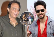 Tiger Shroff Is Amazed With Veteran Actor Ranjeet's Dance To 'Mehbooba Mehbooba'