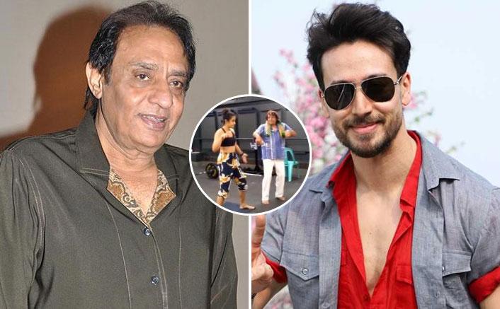 Tiger Shroff Is Amazed With Veteran Actor Ranjeet's Dance To 'Mehbooba Mehbooba'
