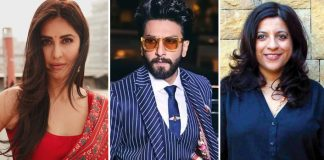 Ranveer Singh-Katrina Kaif To Romance Each Other For The First Time In Zoya Akhtar's Gangster Drama?