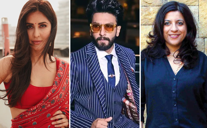 Ranveer Singh & Katrina Kaif To Romance Each Other For The First Time In Zoya Akhtar's Gangster Drama?