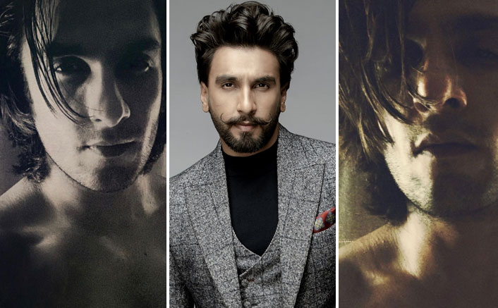 Ranveer Singh Sets Internet On Fire With His Chiselled Frame & Jawline Yet Again!