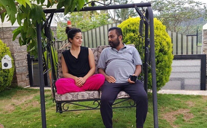 """Rashmika Mandanna Pens A Heartwarming Note About Her Dad: """"It Took Me Years To Understand My Father's Way Of Showing Emotions"""""""