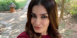 Raveena Tandon doles out beauty tips on social media
