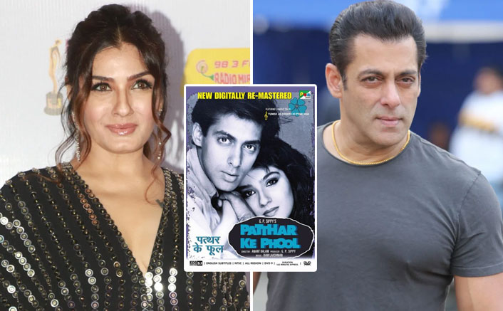Raveena Tandon's First Casual Meeting With Salman Khan Paved Way For Her Big Debut, Here's How!