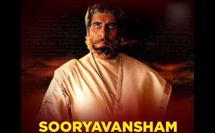 4 Reasons Why Amitabh Bachchan's Sooryavansham Is A Must Watch For Today's Generation