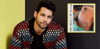 Reel life rapper to real life singer, Siddhant Chaturvedi is all set to release his first ever song this week!
