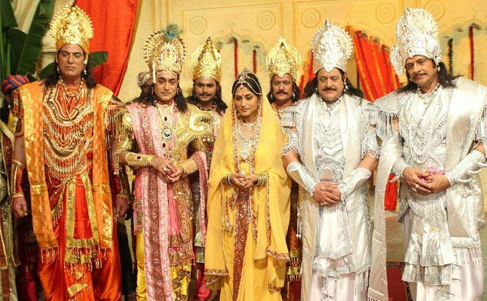 BR Chopra's Mahabharat Cast Reunites For RJ Anmol's New Digital Series