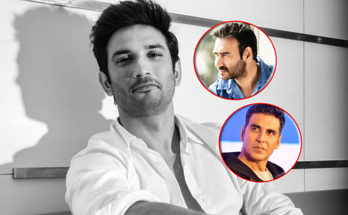 RIP Sushant Singh Rajput: From Akshay Kumar To Ajay Devgn - Celebs Mourn The Death Of Ever-Smiling Actor