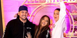 Rob Kardashian's DRASTIC Weight Loss Pics From Khloe Kardashian's Birthday Bash Go Viral