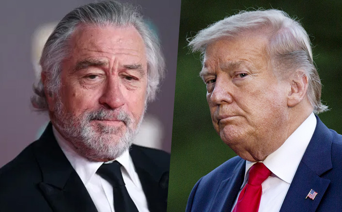 """Robert De Niro SLAMS Donald Trump: """"You Tell Him The Truth, He'll Get Mad & It's Like Telling A CRAZY Relative"""""""