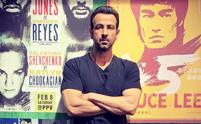 Ronit Roy appeals to Maharashtra govt for a lenient stand on school fees(Pic Credit: ronitboseroy/Instagram)